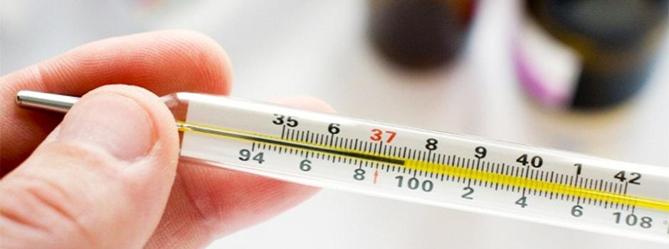 Почему возникает температура при стоматите