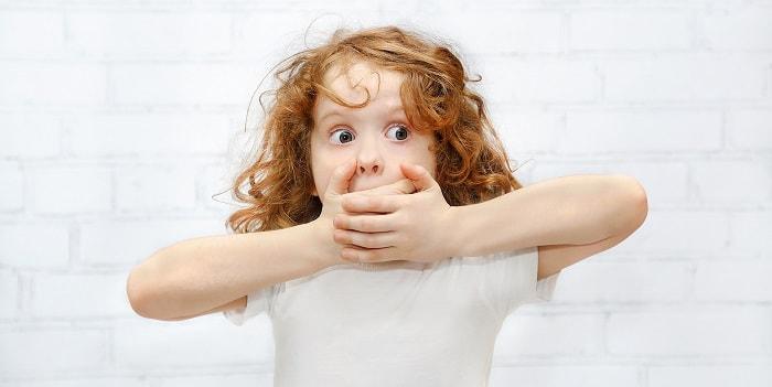 Полоскание рта у детей