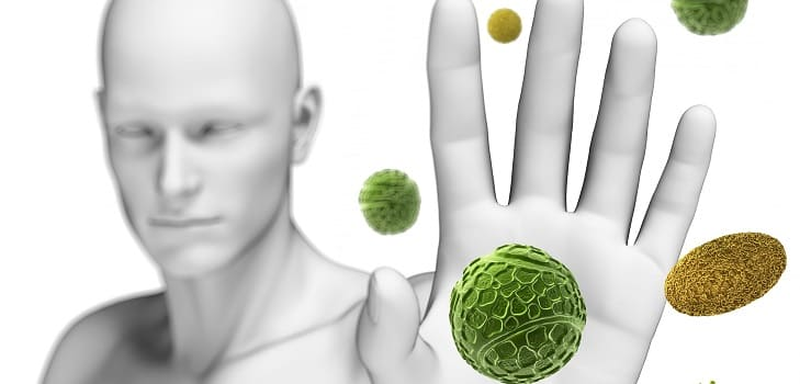 Пониженный иммунитет как причина стоматита