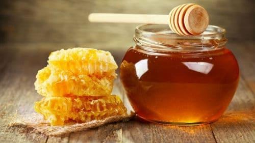 Мед при стоматите